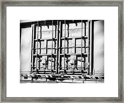 Framed Print featuring the photograph The Unexpected Complication Of Doors by Wendy J St Christopher