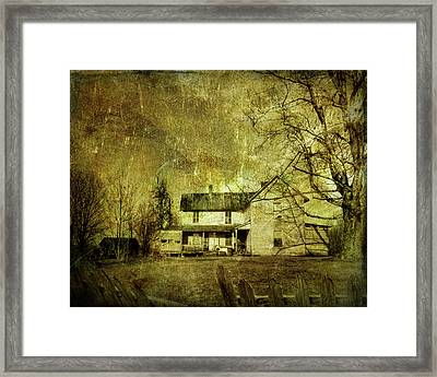 The Uninvited Framed Print