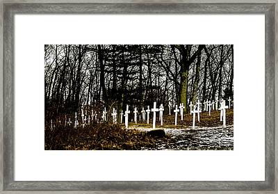 The Unknown Framed Print by Onyonet  Photo Studios
