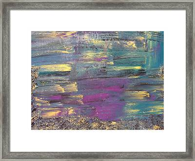 The Unknown Framed Print by Rivka Waas
