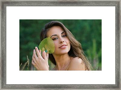 The Untold Secrets Of Anti Aging Skin Care  Framed Print