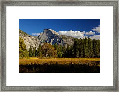 The Valley Framed Print by Evgeny Vasenev