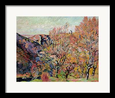 No 5265 Framed Prints