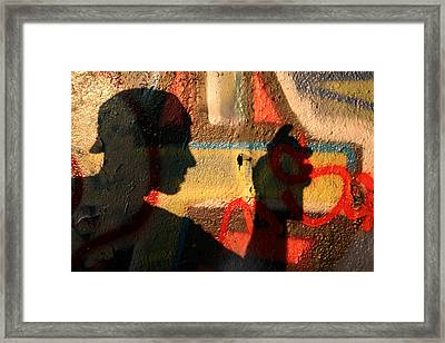 The Vandal  Framed Print by Jason Hochman