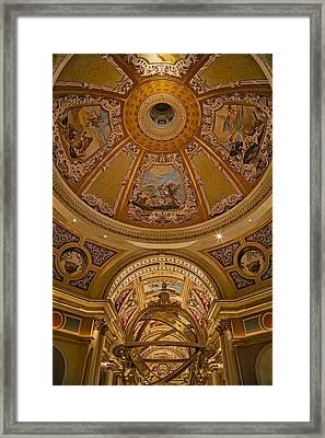 The Venetian Las Vegas II Framed Print