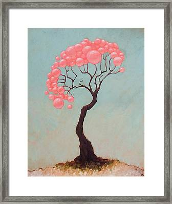 The Vibes Framed Print by Ethan Harris