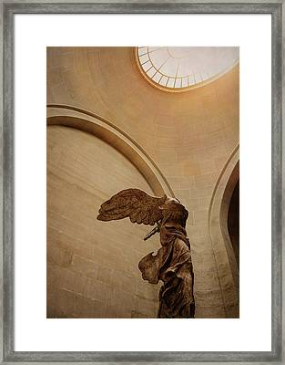 The Victory Framed Print by JAMART Photography