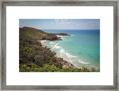 The View From The Cape Framed Print