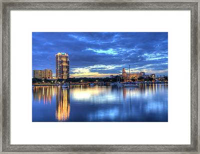 The Vinoy II Framed Print by Bao D