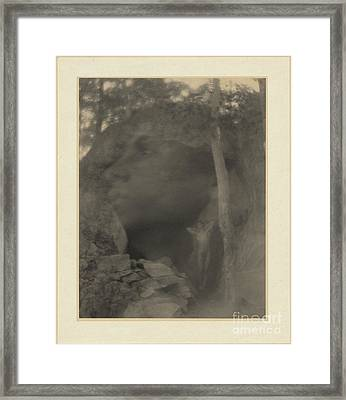 The Vision In Orpheus, F. Holland Day Framed Print by Science Source