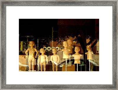 The Von Trapp Children Framed Print by Jez C Self