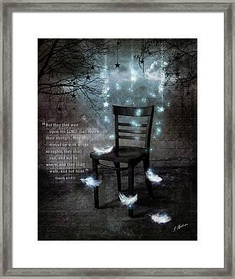 The Waiting Room II Framed Print