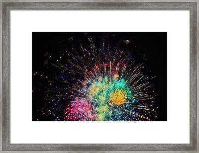 The War Of The Worlds Framed Print
