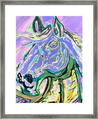 The Watcher Framed Print by Cody Williamson