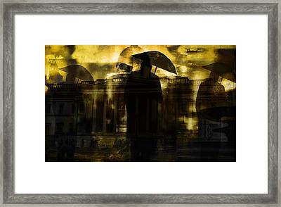 The Watchmen  Framed Print by Andrew Hunter