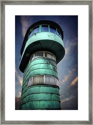 The Watchtower Copenhagen Denmark Framed Print