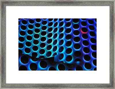 The Wave  Framed Print by Maria Lopez