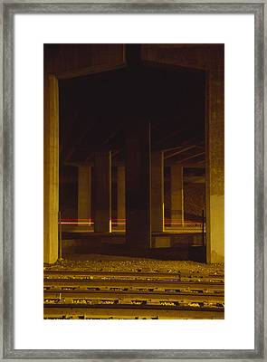 The Way It Used To Be Framed Print by Soli Deo Gloria Wilderness And Wildlife Photography