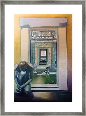 The Way Framed Print by Juan Romagosa