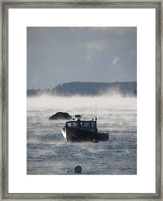 The Way Life Should Be Framed Print