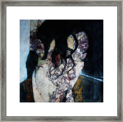 The Way You Make Me Feel Framed Print by Paul Lovering