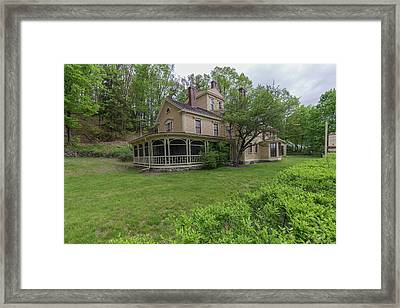The Wayside Framed Print by Brian MacLean