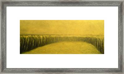 The Weeds Framed Print by Jaylynn Johnson