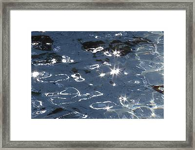 The Wellspring Framed Print