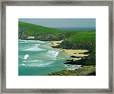 The West Coast Of Ireland Framed Print