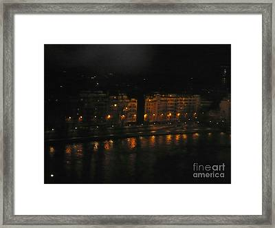 The Whisper Of Seine Framed Print