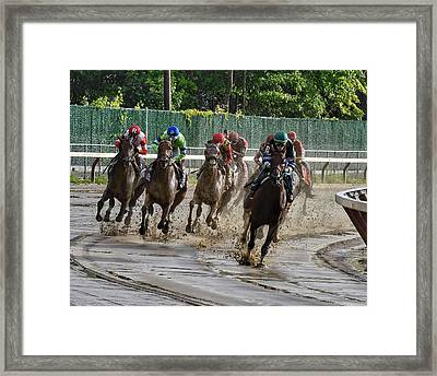 Diversify Winning The Whitney 2018 Framed Print