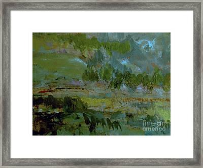 The Wilderness 2 Framed Print