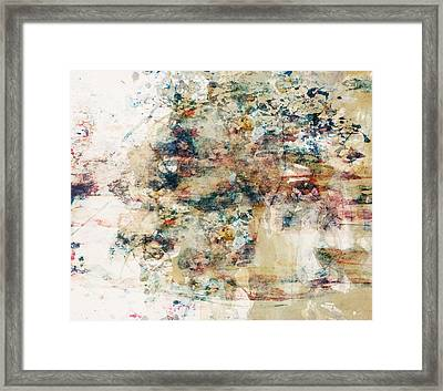 The Wind Cries Mary Framed Print