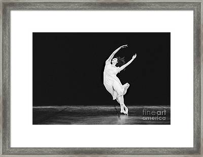 The Wing Framed Print by Philippe Taka