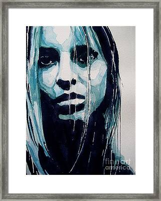 The Winner Takes It All Framed Print by Paul Lovering