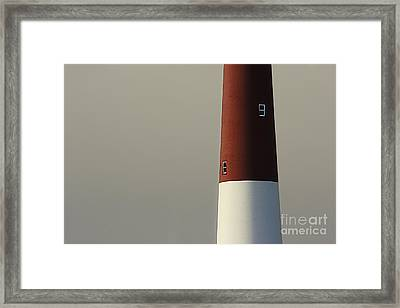 The Winter Tide Framed Print