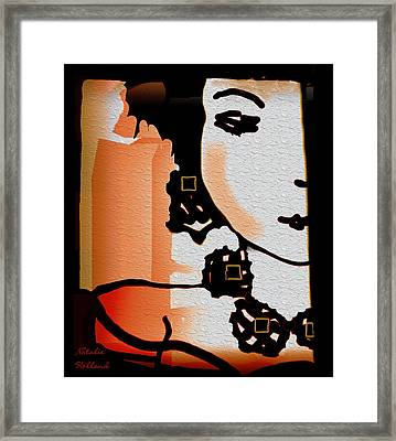 The Wish Framed Print by Natalie Holland