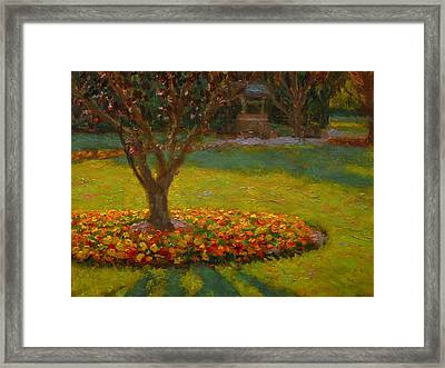 The Wishing Well Framed Print