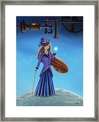 The Wishmaker Framed Print