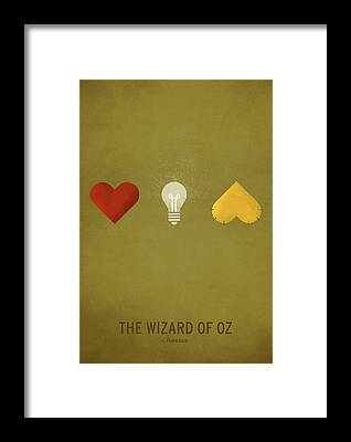 Wizard Framed Prints