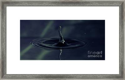 The Wizard's Hat Framed Print