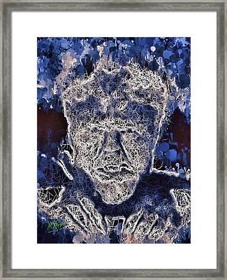 The Wolfman Framed Print