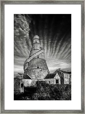 The Wonderful Irish Barn Framed Print