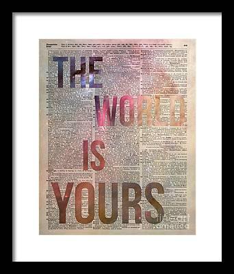 Your Framed Prints