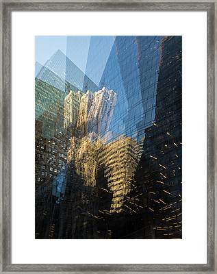 Framed Print featuring the photograph The World Keeps Turning by Alex Lapidus