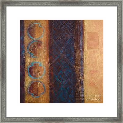 The X Factor Alchemy Of Consciousness Framed Print