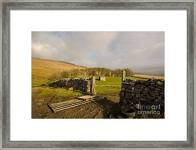 The Yorkshire Dales Framed Print