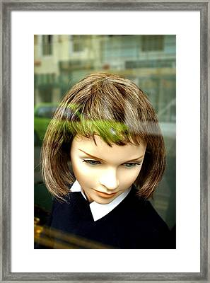 The Young Kirst Framed Print by Jez C Self