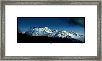 The Yukon Framed Print by Lar Matre
