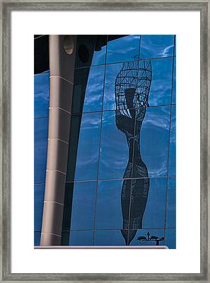Them A Lesson Framed Print by Thorne Owenly